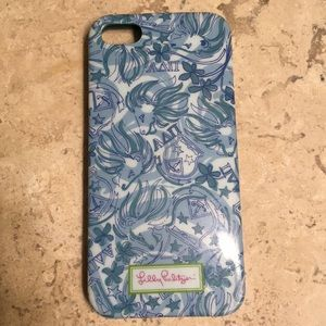 Lilly Pulitzer iPhone 5 5s SE Phone case